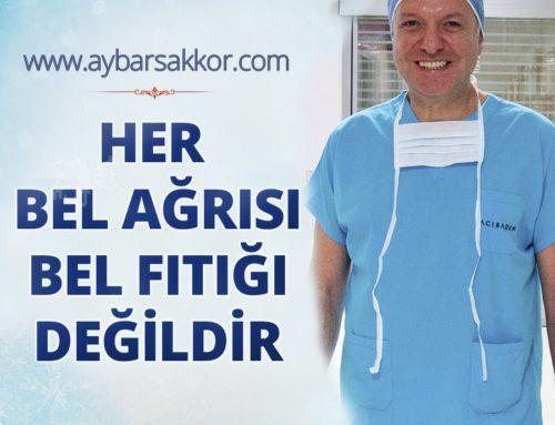 Beyin ve Sinir Cerrahı Dr Aybar Akkor Sosyal Medya Yönetimi